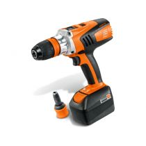 71160261090, Fein ASCM 14 QX, 4-speed cordless drill/driver, 4 AH, Removable Chuck