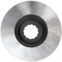 63502145018, Fein 3-1/8 Inch Flush Cut HSS Circular, Cranked Saw Blade