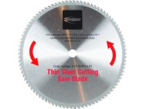 "63502014630, Fein MCBL14-TS Saw Blade 14"", Thin Steel"