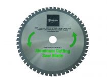 63502007210, Fein Slugger 7-1/4 in. Aluminum Cutting Saw Blade
