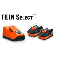 92604315090, Fein Battery Starter Set 18V 3.0Ah ALG80