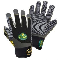 32173003003, Fein Shock Absorber Mechanics Work Gloves - L