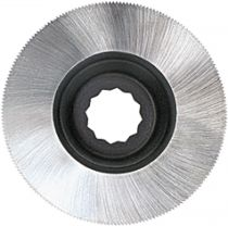 63502177010, Fein 3-1/8 Inch Flush Cut HSS Circular, Cranked Saw Blade