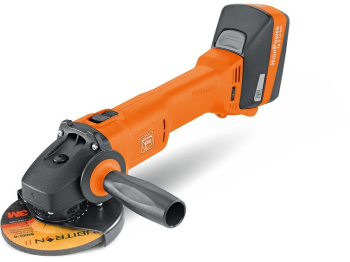 71200161090, Fein CCG 18-115 BL Select Cordless Angle Grinder  4-1/2 in