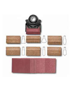 63810031010, Fein Profile Sanding Set