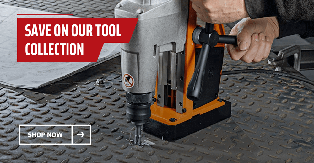 Save on our tool collection